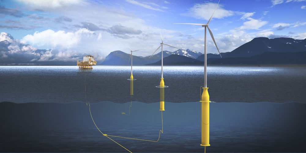 Certification of floating wind energy