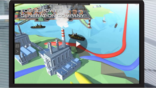 Energy Transition Simulator video 530x300pxl