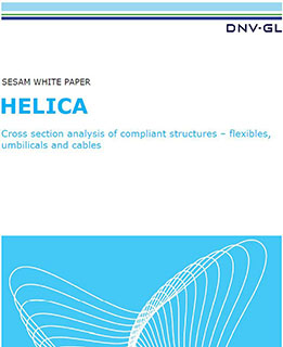 Helica - Cross section analysis of compliant structures - flexibels, umbilicals and cabels - Whitepaper