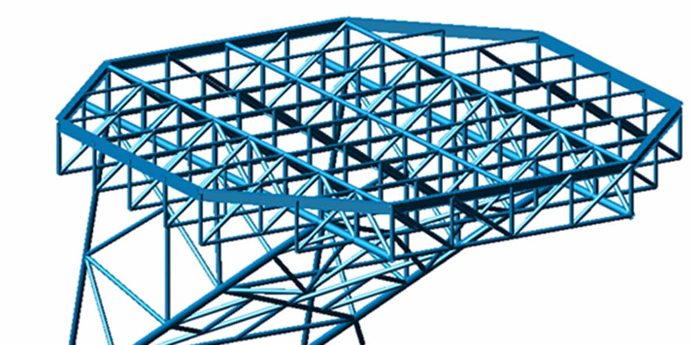 Nauticus Hull 3D Beam - beam structural analysis software