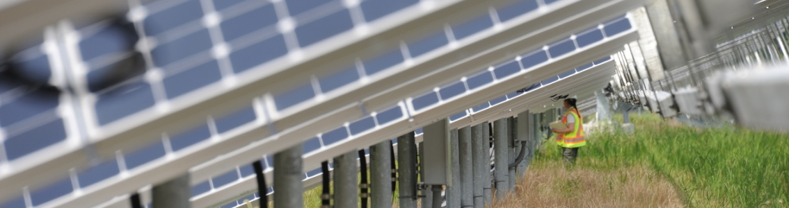 PV power plant project certification