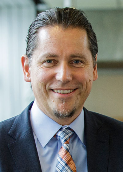 Remi Eriksen, Group President and CEO of DNV GL