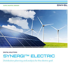 Synergi Electric software brochure